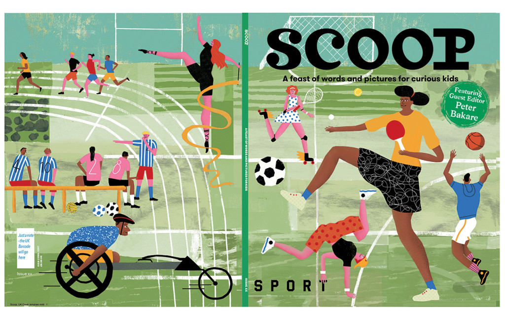 Scoop Sports issue 28 cover-web